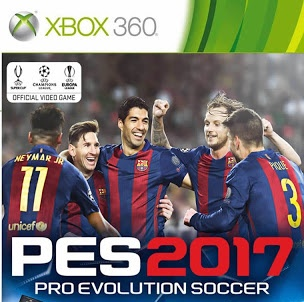 PES 2017 XBOX 360 Legends Patch Season 2016/2017