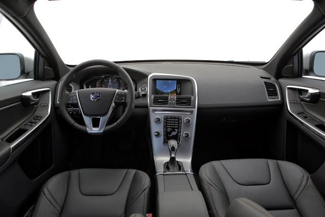 Volvo XC60 D5 2017 Diesel - interior