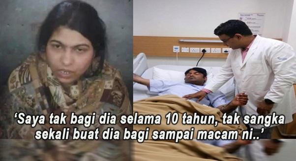Dendam Isteri Dahaga Seks Selama 10 Tahun, Lihat Apa Yg Berlaku Pada Suaminya Lepas Dia 'BAGI'.. Sampai Terlantar Tu..