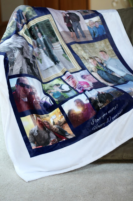 Photo Blanket from Printerpix review