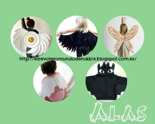 disfraz.alas.niños