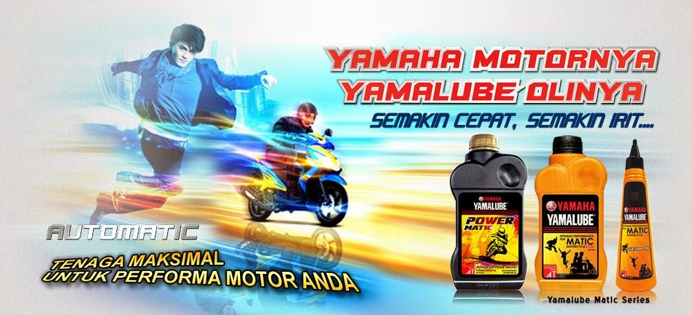 Oli Mesin dan Oli Gardan Untuk Yamaha Matic