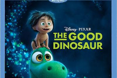 The Good Dinosaur 2015 BRRip 480p 250mb ESub