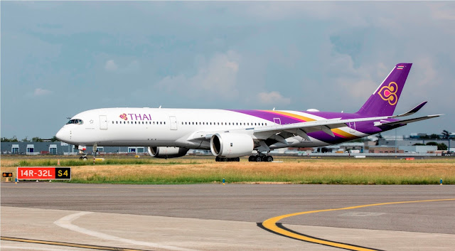 thai airways airbus a350-900