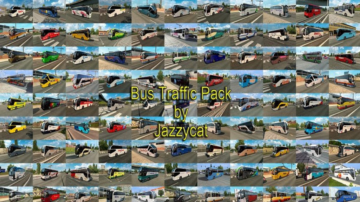 Jazzycat – Bus Traffic Pack 4.3