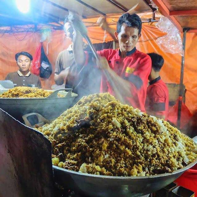 Nasi Goreng Kambing Kebon Sirih - Tempat Makan Murah di Jakarta