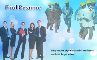 Find Resumes In Delhi NCR