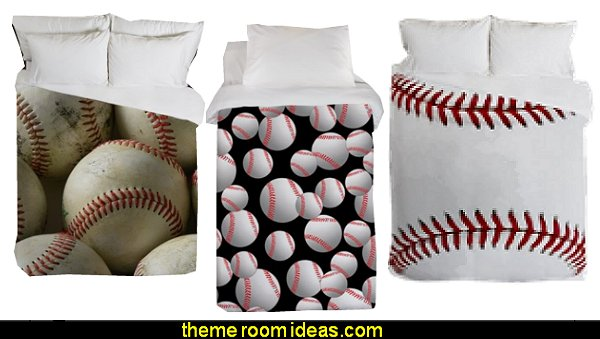 baseball bedding baseball duvets  baseball bedroom decorating ideas - baseball bedroom decor - boys baseball theme bedrooms - Baseball Room Decor - baseball wall murals - baseball wall decals