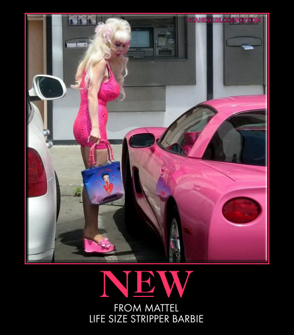Life Size Barbie Car Toy