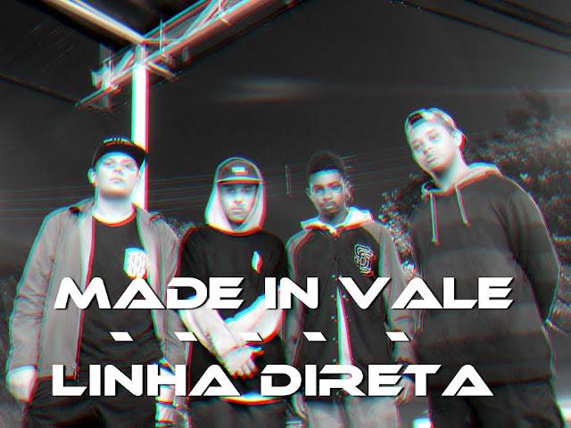 Made in Vale chega sem meias palavras no som Linha Direta!