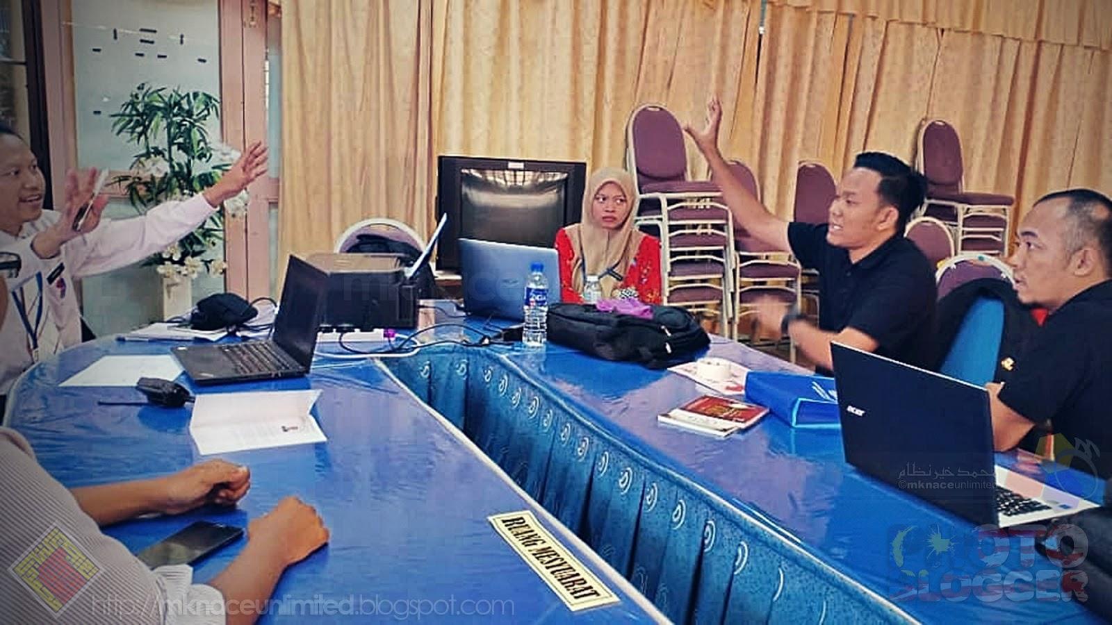 Kolokium Amalan Terbaik Pgb Immersion Peringkat Kebangsaan 2018 Tcash Vaganza 32 Milo Malaysia Activ Go Perbincangan Flow Kerja Untuk Majlis Penutup