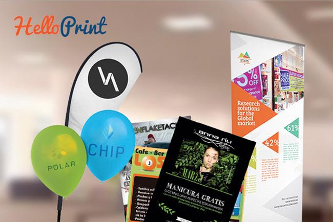 Helloprint: Imprimir es Fácil, Económico y Divertido