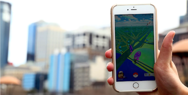 Planned for Pokemon Go then forget about Privacy