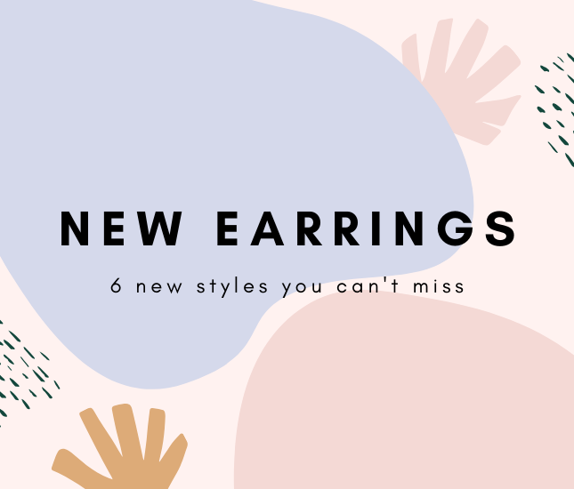 new earrings you can't miss from marleylilly.com