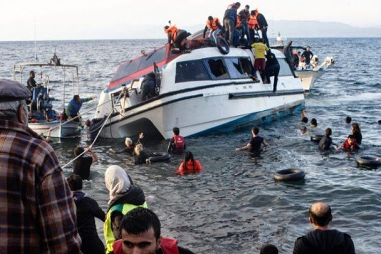 Evlerini kaybeden insanlar nedeniyle mülteci sorunu baş gösterecek.