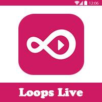 تطبيق Loops Live المتسبب في فضيحة غادة عبد الرازق علي الانستقرام