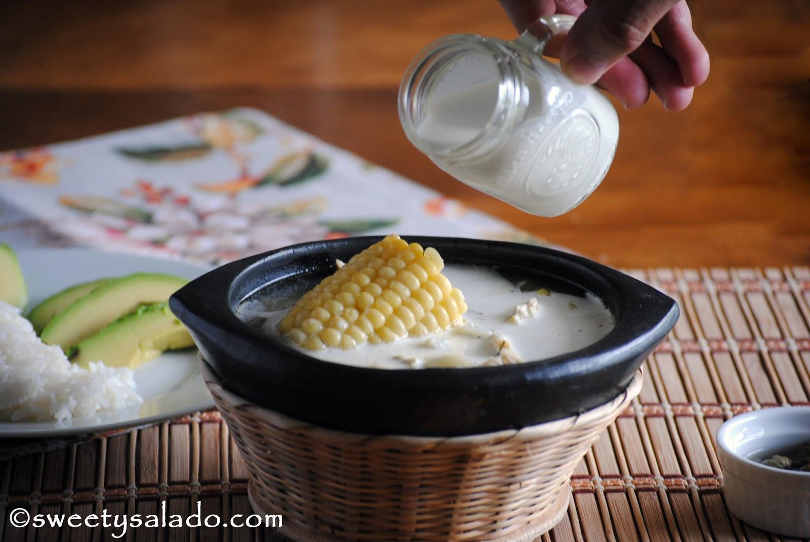 Ajiaco Santafereno Sweet Y Salado