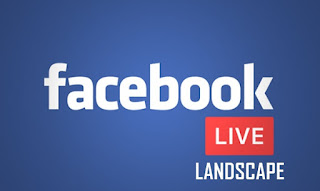 Cara Membuat Video Siaran Langsung Landscape di Facebook Tanpa Tambahan Aplikasi
