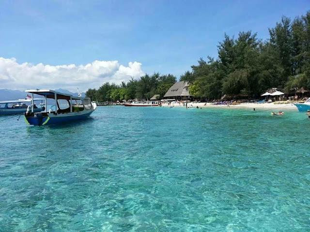 Paket Wisata Lombok Gili Nanggu Best 2017