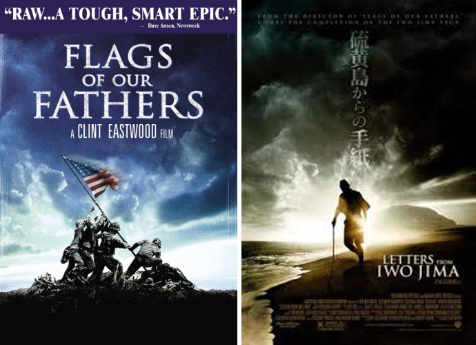 Flags Of Our Fathers Letters From Iwo Jima