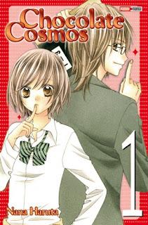 Chocolate Cosmos de Nana Haruta manga mangaka bd bande-dessinée japon japonais série scénariste auteur illustrateur dessinateur bdocube blog information éditeur édité édition publié publication