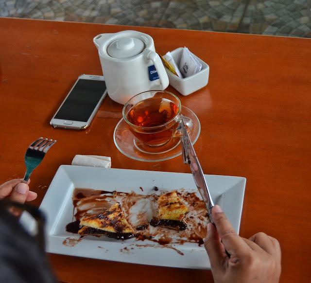Santap Mantap di Acara Durian Blogger Medan