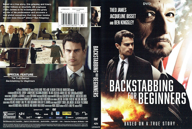 Backstabbing for Beginners DVD Cover