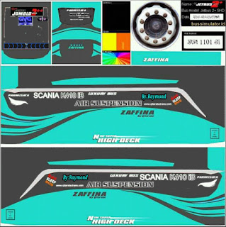 Dowmload Livery Bus Scania