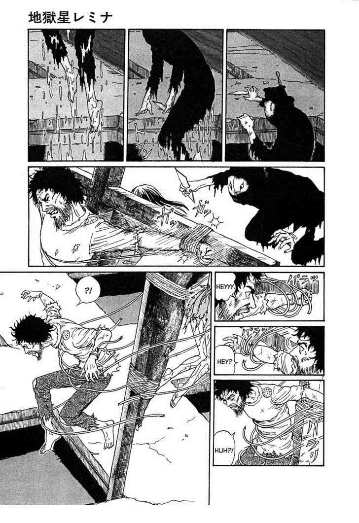 Jigokusei Lemina chap 5 trang 5