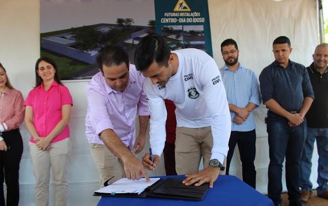 Centro-dia do Idoso é lançado em Anápolis