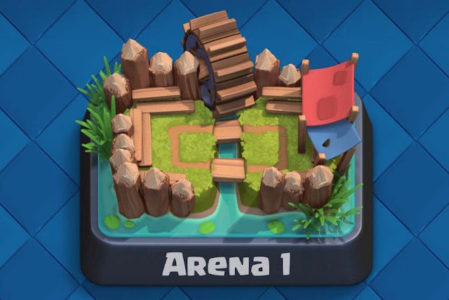 Clash Royale Arena 1 Decks