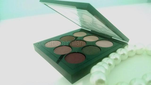 Paleta de sombra Mac Cosmetics