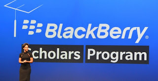 The BlackBerry® Scholars Programme