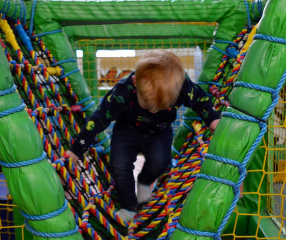 Why does the perfect soft play centre not exist?