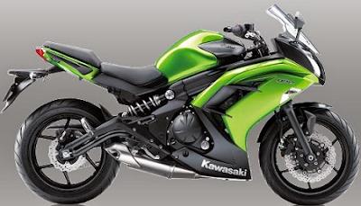 Harga motor kawasaki ninja 650 terbaru