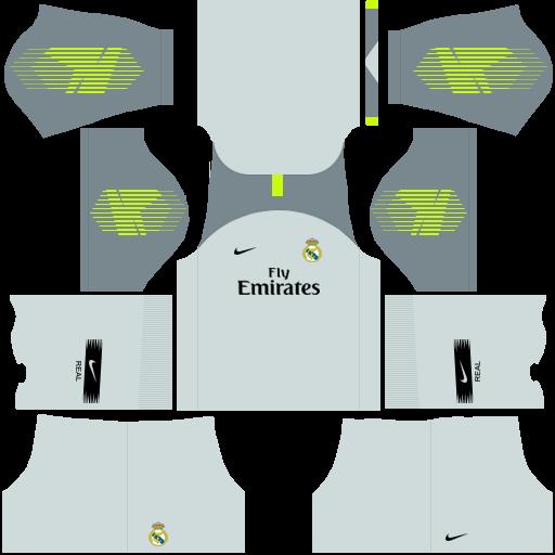 check out bd787 2ebd5 Kits/Uniformes Real Madrid (Nike) - Fantasy Kits - FTS 15 ...