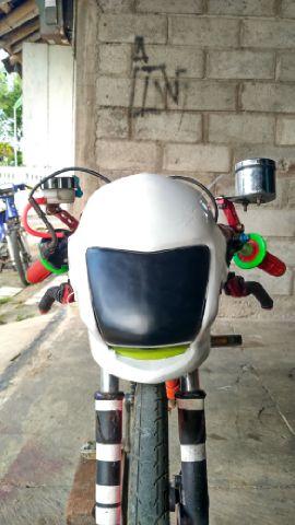 Alasan Jomblo Pria Ini Modif Sepeda Jadi Seperti Motor Madjongke