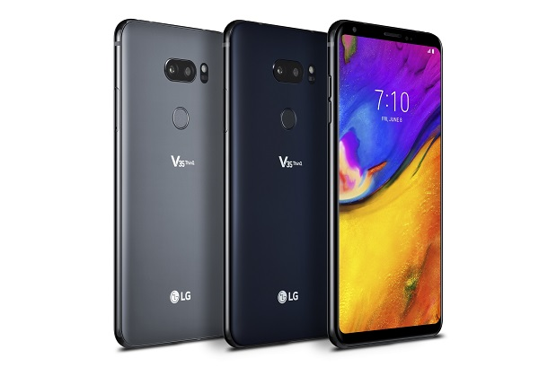 LG V35 ThinQ with 6-inch FullVision display, Snapdragon 845 processor and 6GB RAM goes official