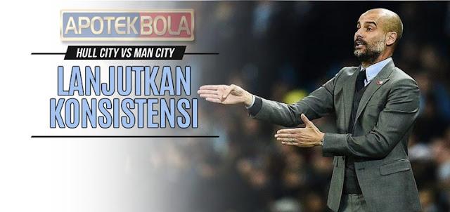 Prediksi Pertandingan Hull City vs Manchester City 26 Desember 2016