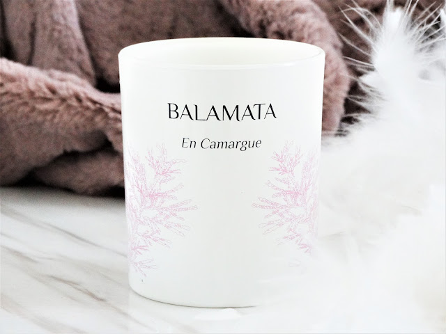 avis Délicat Tamaris de Balamata, Délicat Tamaris de Balamata, avis balamata, délicat tamaris, parfum tamaris, bougie corse, bougie camargue, blog bougie, bougie parfumee