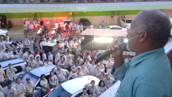Jacobina: Funcionários da Yamana aprovam acordo trabalhista proposto pela empresa