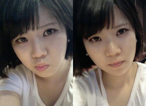 짱이뻐! - Got Softer Image After Korean Celebrities Eye Plastic Surgery