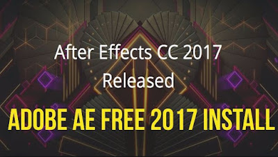 How To Get Adobe After Effects Full Version For FREE! 2017 With Crack | Adobe After Effects Full Version
