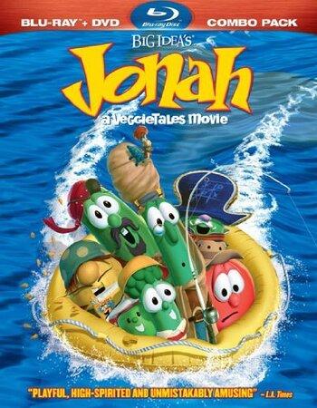 Watch Jonah Veggie Tales Movie (2002) Dual Audio Hindi 480p BluRay 250MB Movie Download