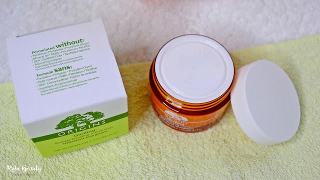 review opinion origins ginzing moisturizer hidratante oil free nutritiva piel mixta grasa