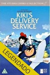 Kiki's Delivery Service – Legendado