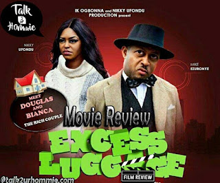 Excess Luggage movie review
