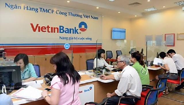 Lãi suất vay thế chấp sổ nhà nhà đất ngân hàng Vietinbank