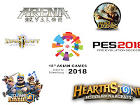Inilah Jadwal Pertandingan eSports di Asian Games 2018