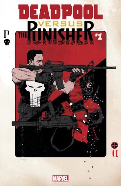 Marvel anuncia Deadpool vs. The Punisher